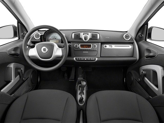 2014 smart fortwo Prices and Values Coupe 2D Pure I3 full dashboard