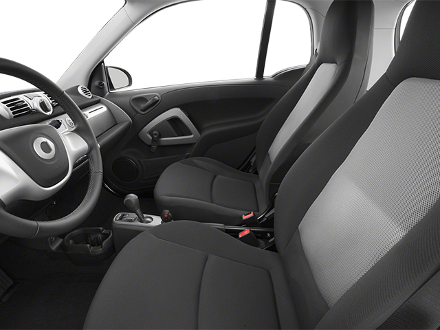 2014 smart fortwo Prices and Values Coupe 2D Pure I3 front seat interior