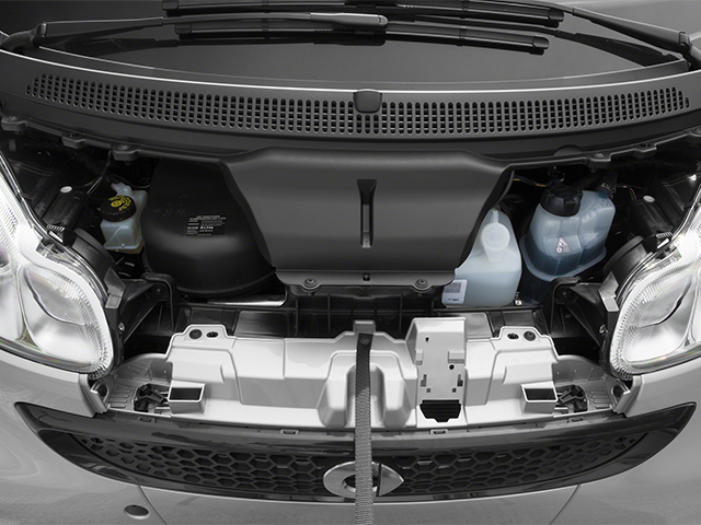 2014 smart fortwo Prices and Values Coupe 2D Pure I3 engine