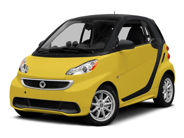2014 smart fortwo electric drive Pictures fortwo electric drive Coupe 2D Electric photos side front view
