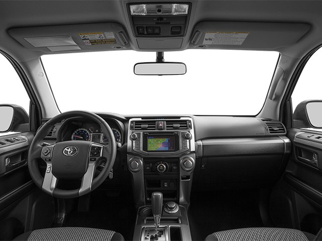 2014 Toyota 4Runner Prices and Values Utility 4D Limited 4WD V6 full dashboard