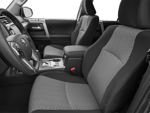 2014 Toyota 4Runner Prices and Values Utility 4D Limited 4WD V6 front seat interior