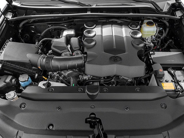 2014 Toyota 4Runner Prices and Values Utility 4D Limited 4WD V6 engine