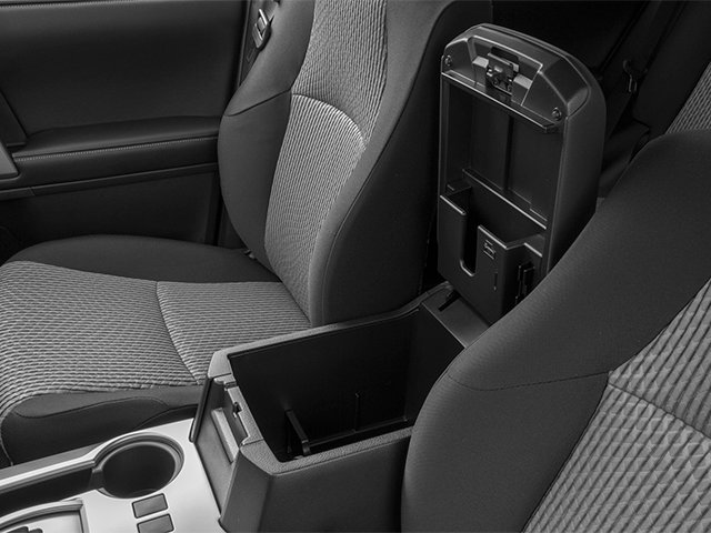 2014 Toyota 4Runner Prices and Values Utility 4D Limited 4WD V6 center storage console