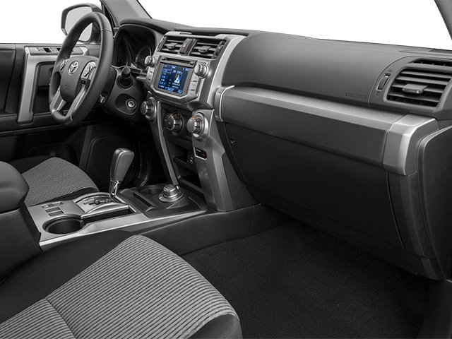 2014 Toyota 4Runner Prices and Values Utility 4D Limited 4WD V6 passenger's dashboard
