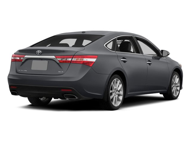2014 Toyota Avalon Prices and Values Sedan 4D XLE V6 side rear view