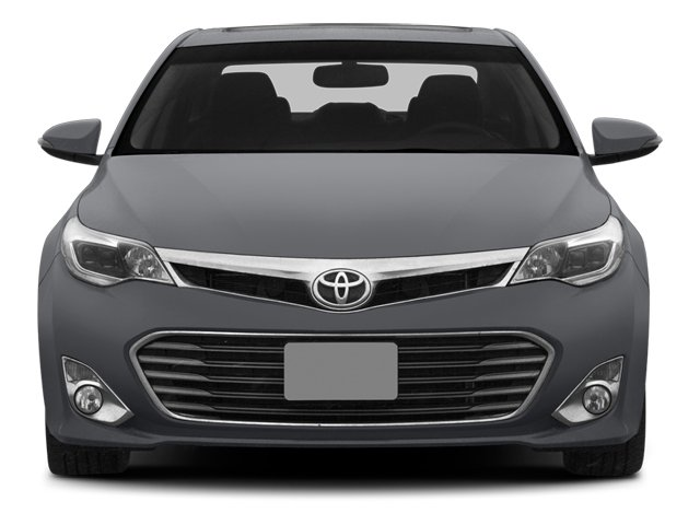 2014 Toyota Avalon Prices and Values Sedan 4D XLE V6 front view