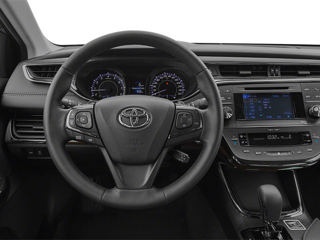 2014 Toyota Avalon Prices and Values Sedan 4D XLE V6 driver's dashboard