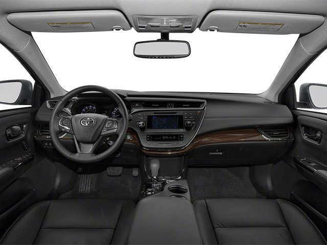 2014 Toyota Avalon Prices and Values Sedan 4D XLE V6 full dashboard
