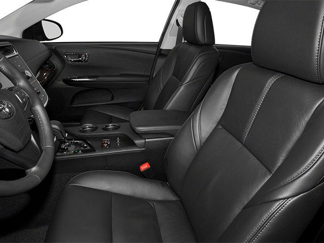 2014 Toyota Avalon Prices and Values Sedan 4D XLE V6 front seat interior