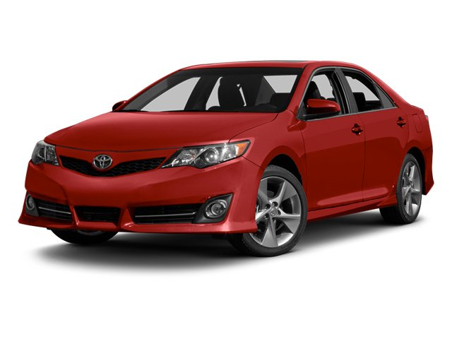 2014 Toyota Camry Prices and Values Sedan 4D LE I4