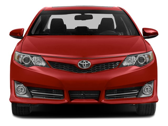 2014 Toyota Camry Prices and Values Sedan 4D LE I4 front view