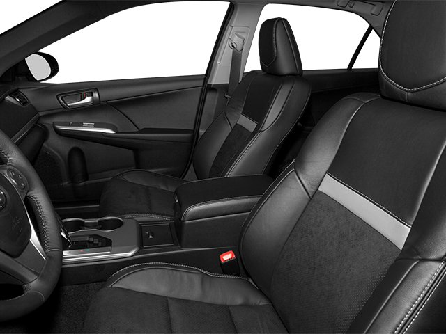 2014 Toyota Camry Prices and Values Sedan 4D LE I4 front seat interior