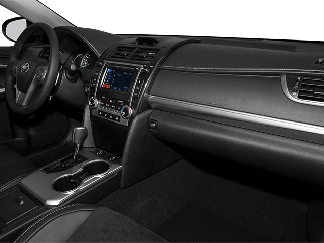 2014 Toyota Camry Prices and Values Sedan 4D LE I4 passenger's dashboard