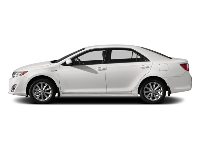 2014 Toyota Camry Hybrid Pictures Camry Hybrid Sedan 4D LE I4 Hybrid photos side view