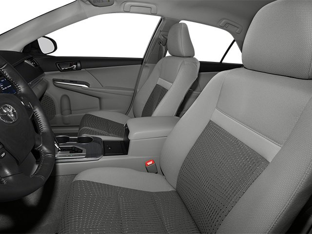 2014 Toyota Camry Hybrid Pictures Camry Hybrid Sedan 4D LE I4 Hybrid photos front seat interior