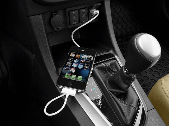 2014 Toyota Corolla Prices and Values Sedan 4D L I4 iPhone Interface