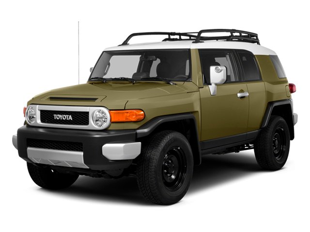 2014 Toyota FJ Cruiser Prices and Values Utility 4D 2WD V6