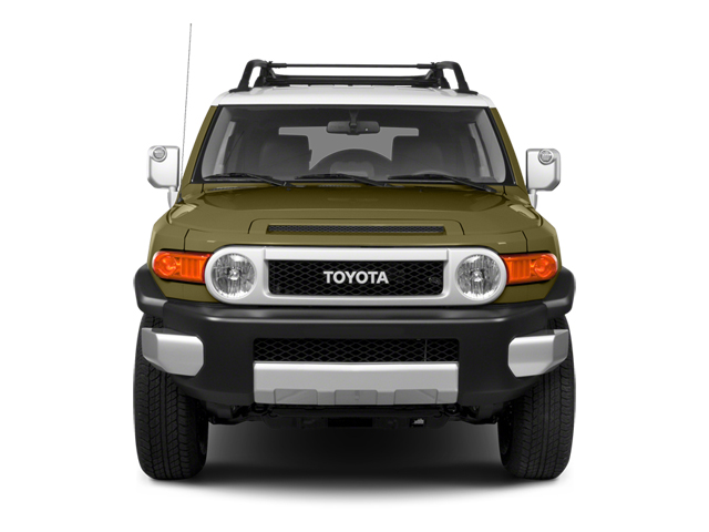 2014 Toyota FJ Cruiser Prices and Values Utility 4D 2WD V6 front view