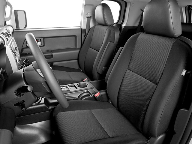 2014 Toyota FJ Cruiser Prices and Values Utility 4D 2WD V6 front seat interior