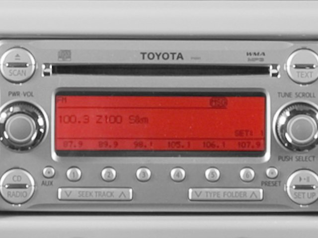 2014 Toyota FJ Cruiser Prices and Values Utility 4D 2WD V6 stereo system