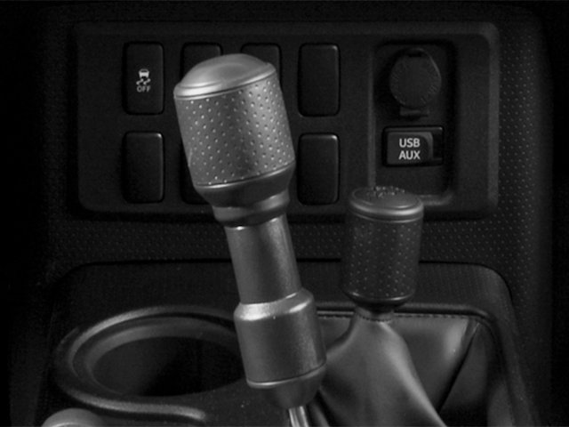 2014 Toyota FJ Cruiser Prices and Values Utility 4D 2WD V6 center console