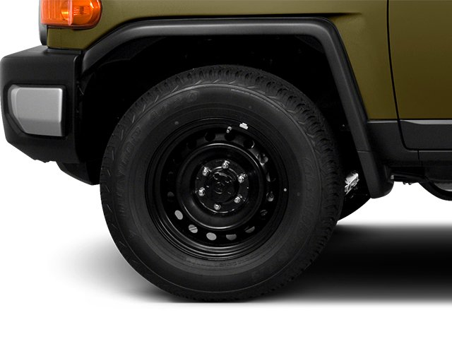 2014 Toyota FJ Cruiser Prices and Values Utility 4D 2WD V6 wheel