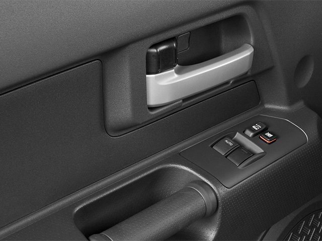 2014 Toyota FJ Cruiser Prices and Values Utility 4D 2WD V6 driver's side interior controls