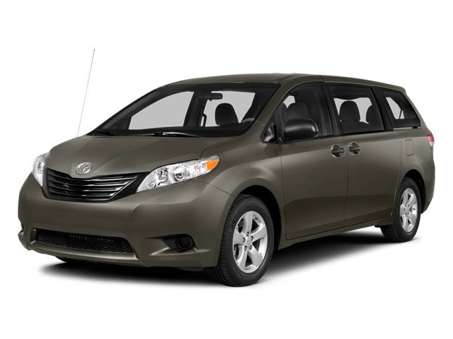 2014 Toyota Sienna Prices and Values Wagon 5D L V6