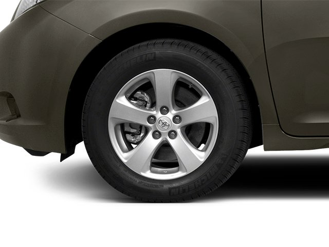 2014 Toyota Sienna Prices and Values Wagon 5D L V6 wheel