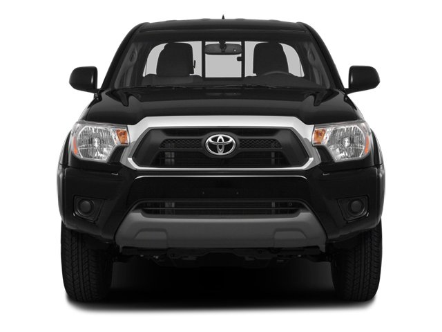 2014 Toyota Tacoma Prices and Values Base Access Cab 2WD I4 front view