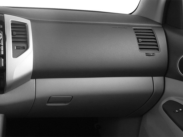 2014 Toyota Tacoma Prices and Values Base Access Cab 2WD I4 passenger's dashboard