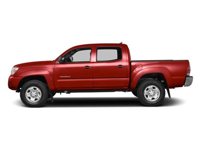 2014 Toyota Tacoma Prices and Values PreRunner 2WD V6 side view