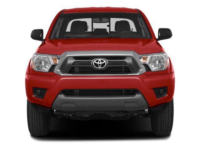 2014 Toyota Tacoma Prices and Values PreRunner 2WD V6 front view