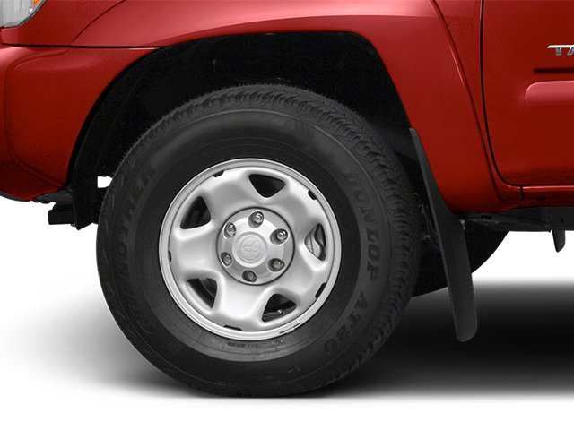 2014 Toyota Tacoma Prices and Values PreRunner 2WD V6 wheel