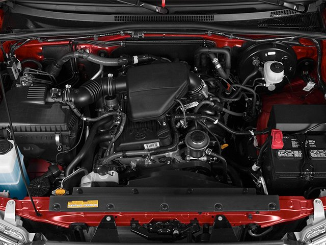 2014 Toyota Tacoma Prices and Values PreRunner 2WD V6 engine