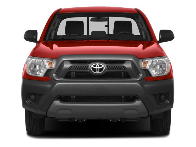 2014 Toyota Tacoma Pictures Tacoma Base 4WD I4 photos front view