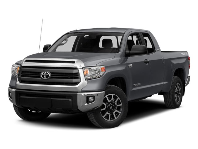 2014 Toyota Tundra 4WD Truck Pictures Tundra 4WD Truck Limited 4WD 5.7L V8 photos side front view