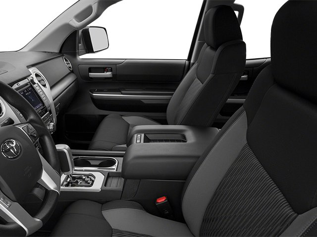 2014 Toyota Tundra 4WD Truck Pictures Tundra 4WD Truck Limited 4WD 5.7L V8 photos front seat interior