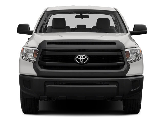 2014 Toyota Tundra 2WD Truck Prices and Values SR 2WD 5.7L V8 front view