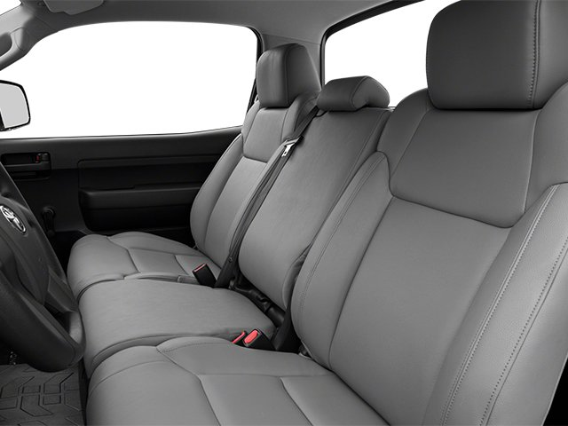 2014 Toyota Tundra 2WD Truck Prices and Values SR 2WD 5.7L V8 front seat interior