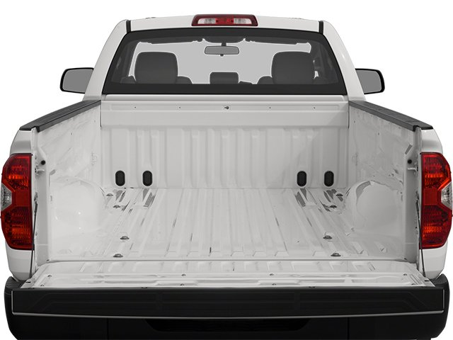 2014 Toyota Tundra 2WD Truck Prices and Values SR 2WD 5.7L V8 open trunk