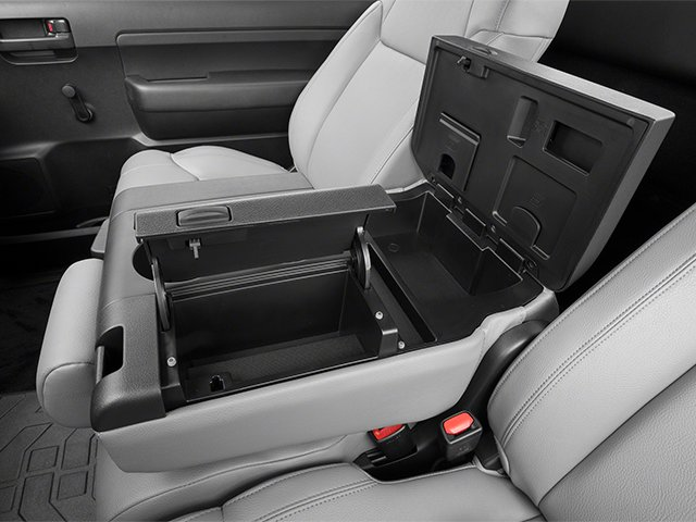 2014 Toyota Tundra 2WD Truck Prices and Values SR 2WD 5.7L V8 center storage console