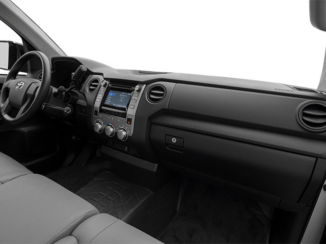 2014 Toyota Tundra 2WD Truck Prices and Values SR 2WD 5.7L V8 passenger's dashboard