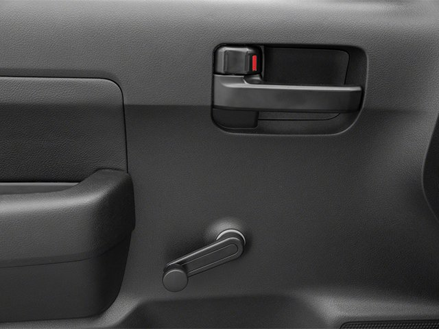 2014 Toyota Tundra 2WD Truck Prices and Values SR 2WD 5.7L V8 driver's side interior controls