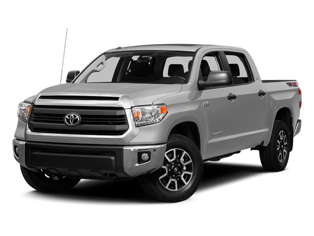 2014 Toyota Tundra 4WD Truck Pictures Tundra 4WD Truck SR5 4WD 5.7L V8 photos side front view
