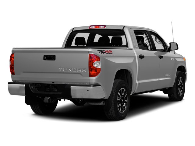 2014 Toyota Tundra 4WD Truck Pictures Tundra 4WD Truck SR5 4WD 5.7L V8 photos side rear view