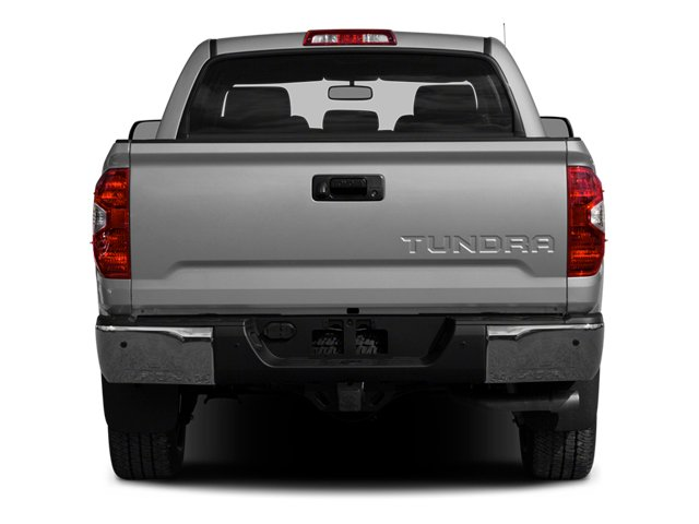 2014 Toyota Tundra 4WD Truck Pictures Tundra 4WD Truck SR5 4WD 5.7L V8 photos rear view