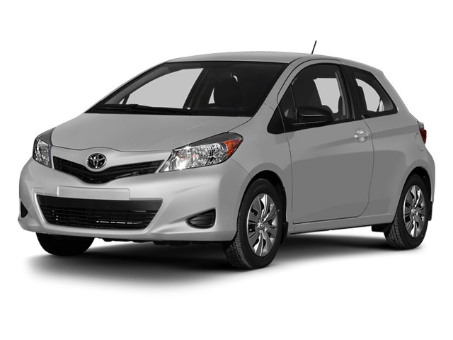 2014 Toyota Yaris Prices and Values Hatchback 3D LE I4