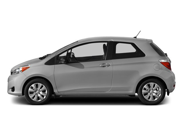 2014 Toyota Yaris Prices and Values Hatchback 3D LE I4 side view